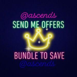 😯Bundle & Offer to save‼️